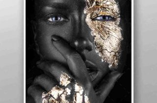 تصویر استوک زن سیاه پوست